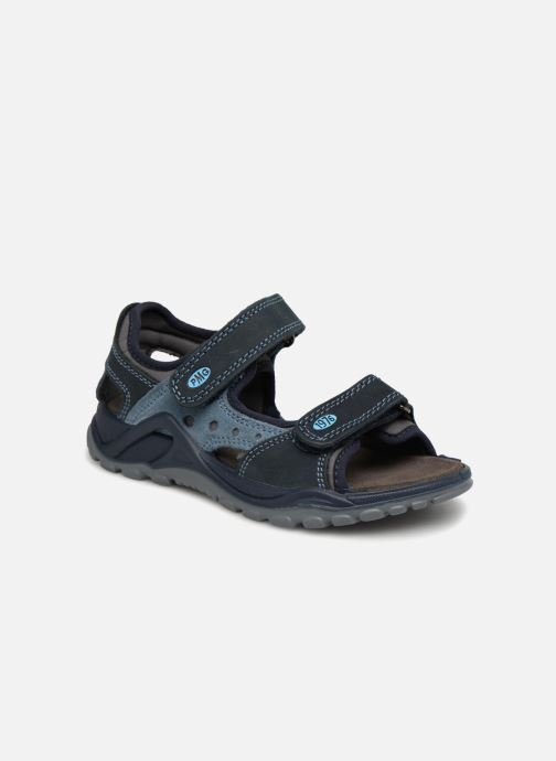98edaaeeeea Sandaler Primigi Giovanni Blå detaljeret billede af skoene
