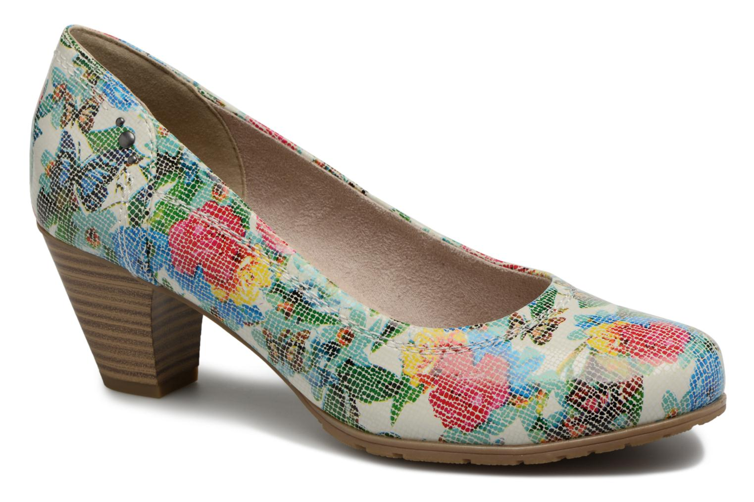 High heels Jana shoes Elba Multicolor detailed view/ Pair view