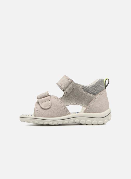 Sandales et nu-pieds Primigi Daniele Gris vue face