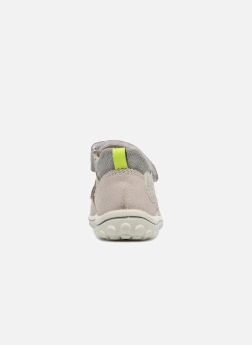 Sandales et nu-pieds Primigi Daniele Gris vue droite