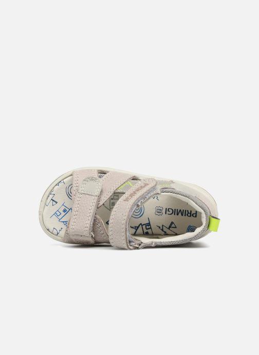 Sandales et nu-pieds Primigi Daniele Gris vue gauche