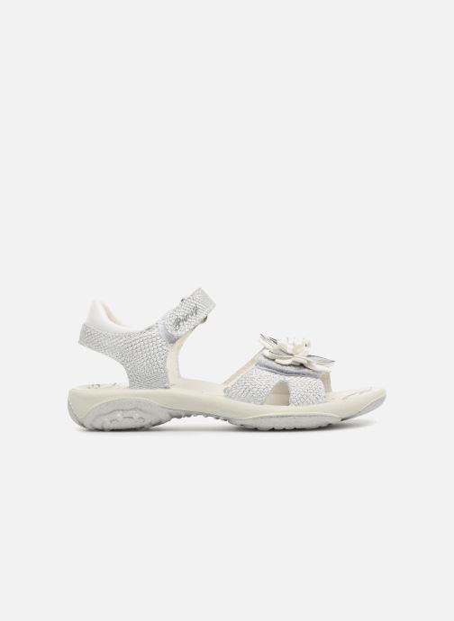 Sandales et nu-pieds Primigi Patrizia Argent vue derrière