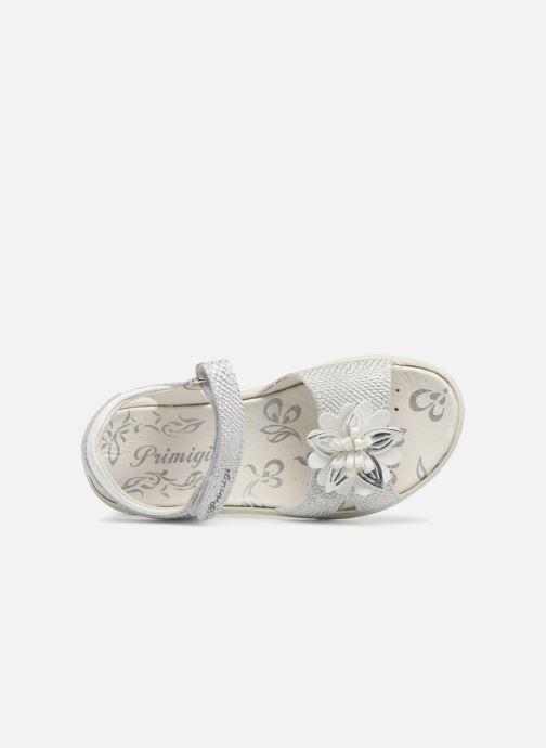 Sandales et nu-pieds Primigi Patrizia Argent vue gauche