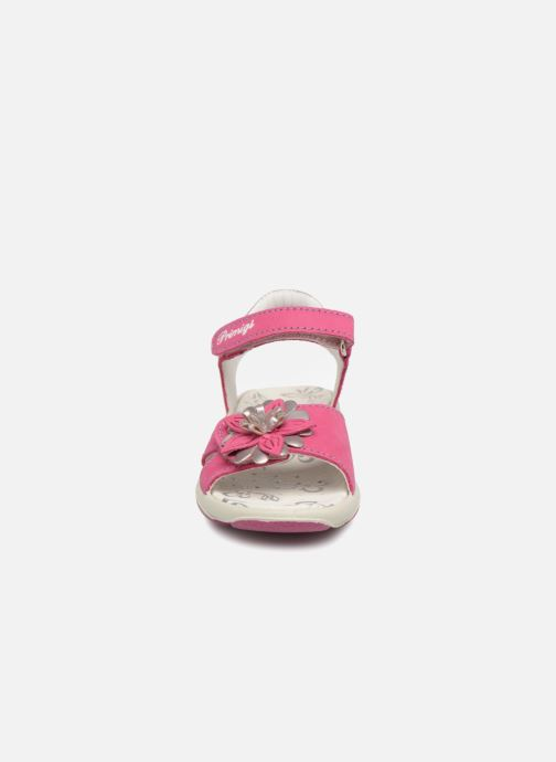 Sandalen Primigi Patrizia rosa schuhe getragen
