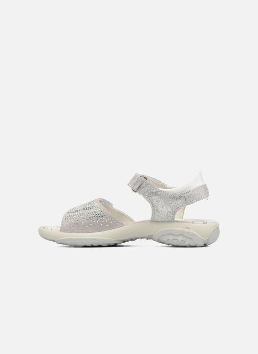 Sandales et nu-pieds Primigi Tara Argent vue face