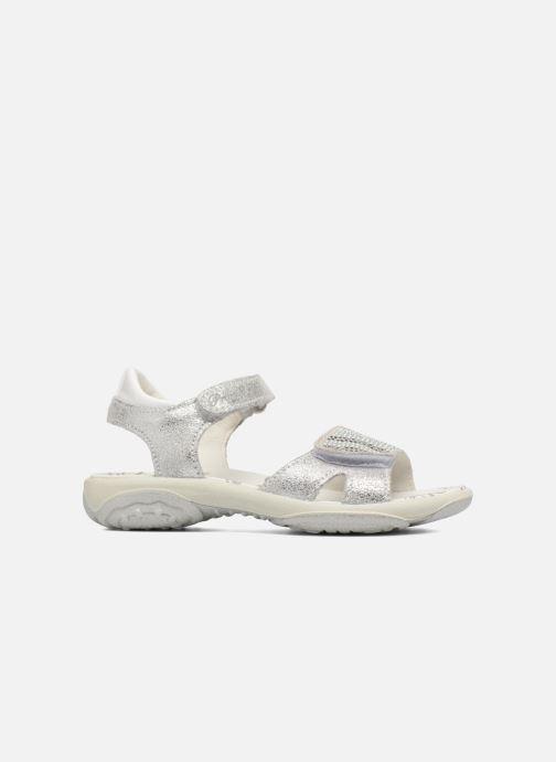 Sandales et nu-pieds Primigi Tara Argent vue derrière