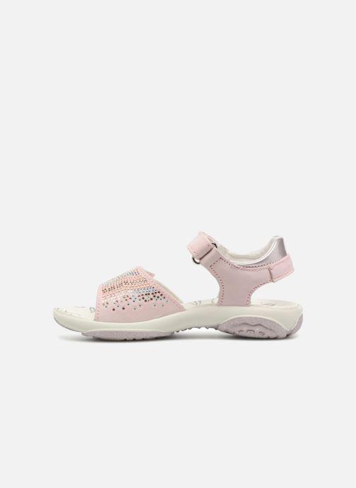 Sandales et nu-pieds Primigi Tara Rose vue face