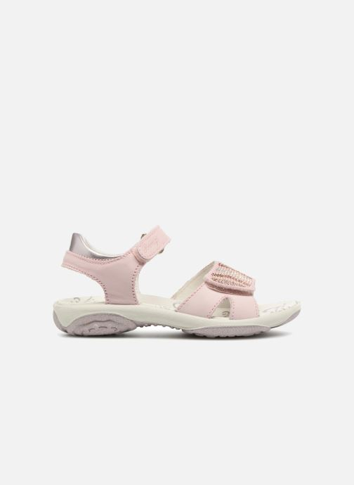 Sandales et nu-pieds Primigi Tara Rose vue derrière