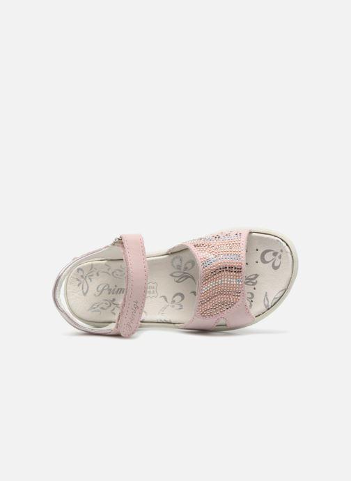 Sandales et nu-pieds Primigi Tara Rose vue gauche