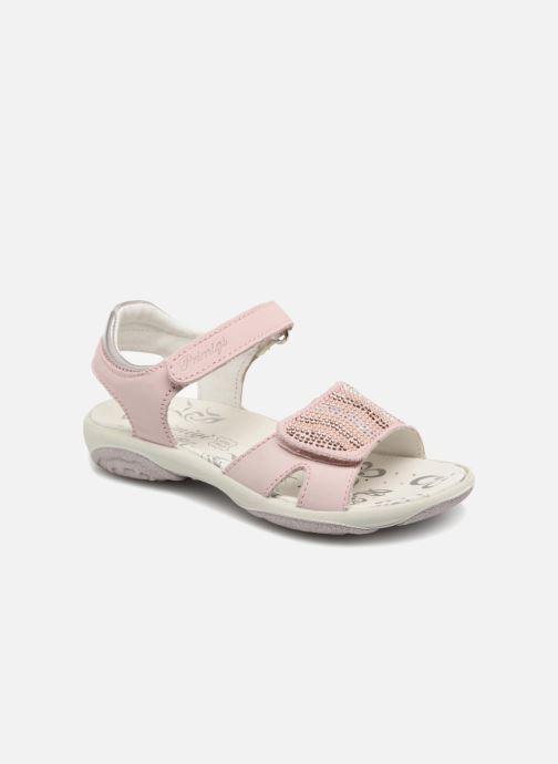 Sandales et nu-pieds Primigi Tara Rose vue détail/paire