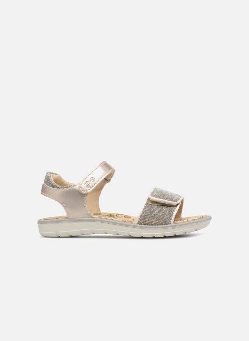 Sandales et nu-pieds Primigi donna Or et bronze vue derrière