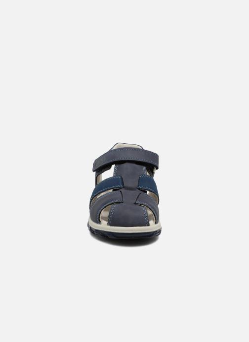 Sandales et nu-pieds Primigi Manfredo Bleu vue portées chaussures