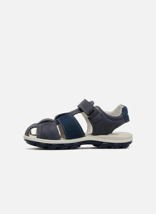 Sandales et nu-pieds Primigi Manfredo Bleu vue face