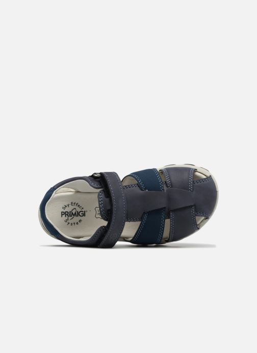 Sandales et nu-pieds Primigi Manfredo Bleu vue gauche