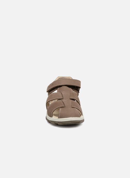 Sandalen Primigi Manfredo braun schuhe getragen