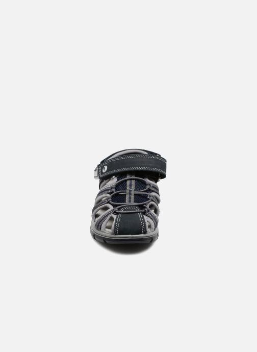 Sandales et nu-pieds Primigi Modesto Bleu vue portées chaussures