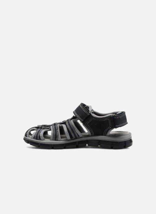 Sandales et nu-pieds Primigi Modesto Bleu vue face