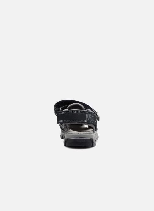 Sandales et nu-pieds Primigi Modesto Bleu vue droite