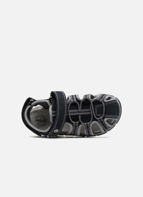 Sandales et nu-pieds Primigi Modesto Bleu vue gauche