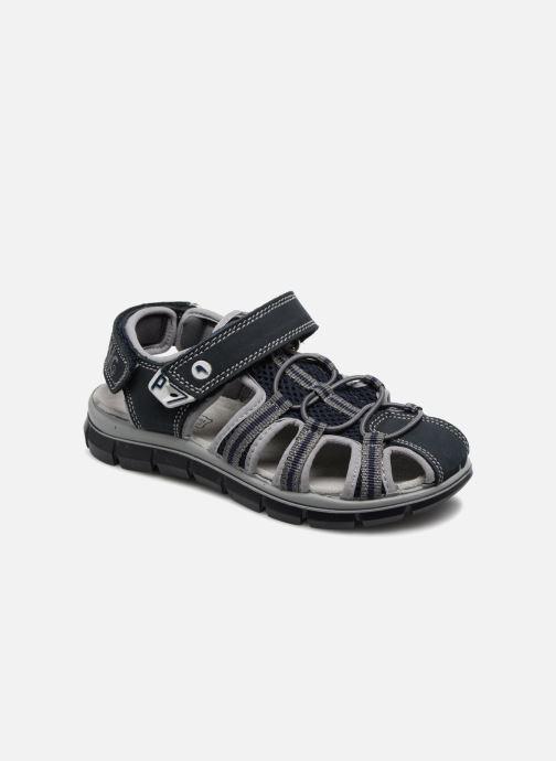 Sandales et nu-pieds Primigi Modesto Bleu vue détail/paire