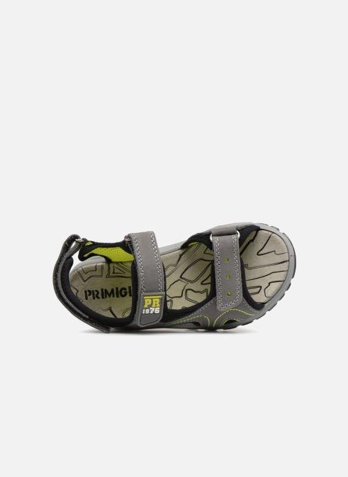 Sandales et nu-pieds Primigi Fabio Gris vue gauche