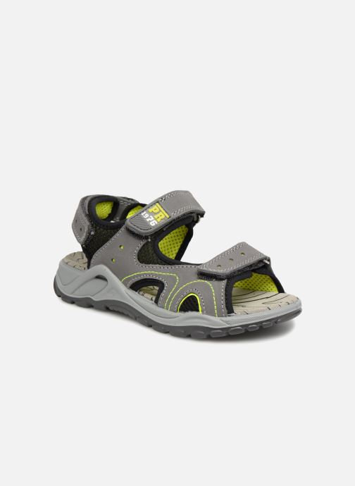 Sandales et nu-pieds Primigi Fabio Gris vue détail/paire