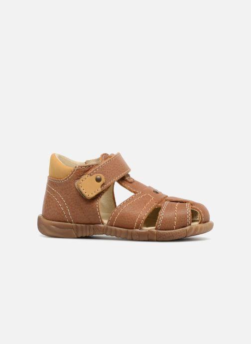 Sandales et nu-pieds Primigi Virgilio Marron vue derrière