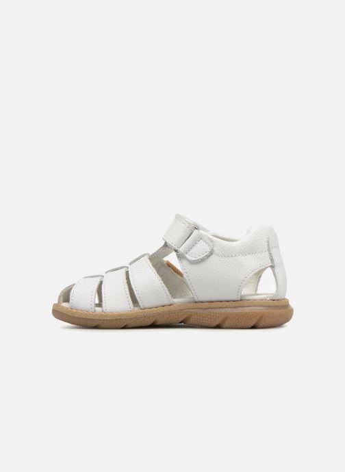 Sandales et nu-pieds Primigi Victor Blanc vue face