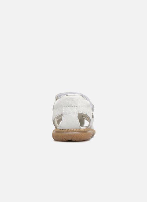 Sandales et nu-pieds Primigi Victor Blanc vue droite