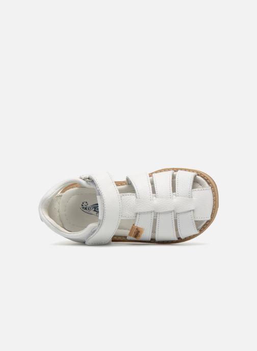 Sandales et nu-pieds Primigi Victor Blanc vue gauche