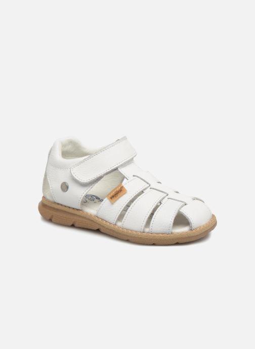 Sandales et nu-pieds Primigi Victor Blanc vue détail/paire