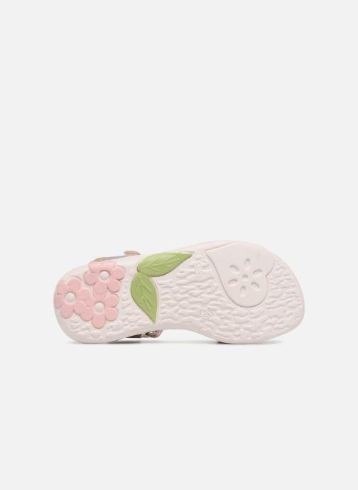 Sandales et nu-pieds Primigi Nuria Argent vue haut