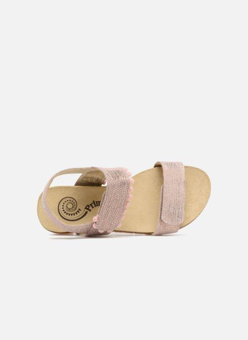 Sandales et nu-pieds Primigi Francy Rose vue gauche