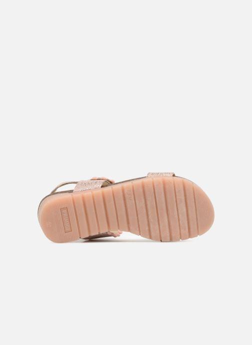 Sandales et nu-pieds Primigi Francy Rose vue haut