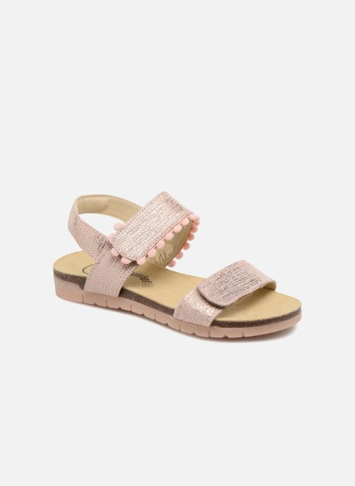 Sandals Primigi Francy Pink detailed view/ Pair view