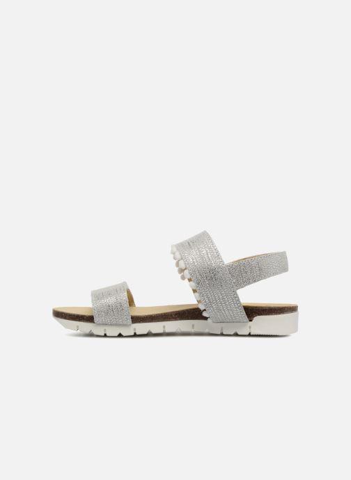 Sandales et nu-pieds Primigi Francy Argent vue face