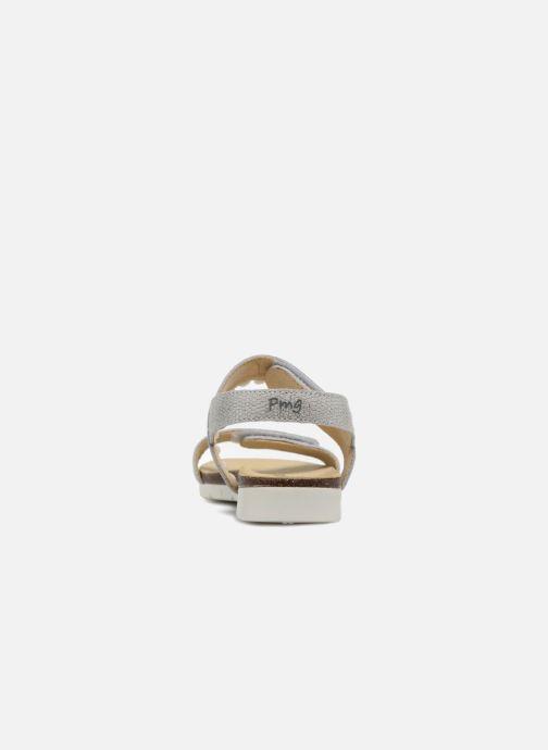 Sandali e scarpe aperte Primigi Francy Argento immagine destra