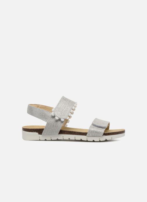 Sandales et nu-pieds Primigi Francy Argent vue derrière