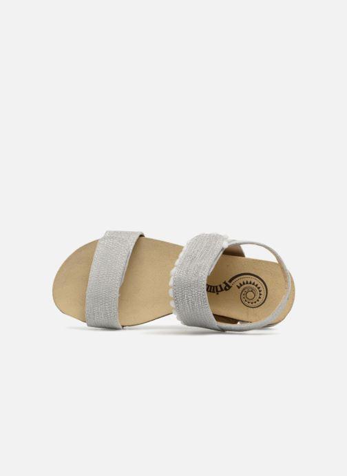 Sandali e scarpe aperte Primigi Francy Argento immagine sinistra