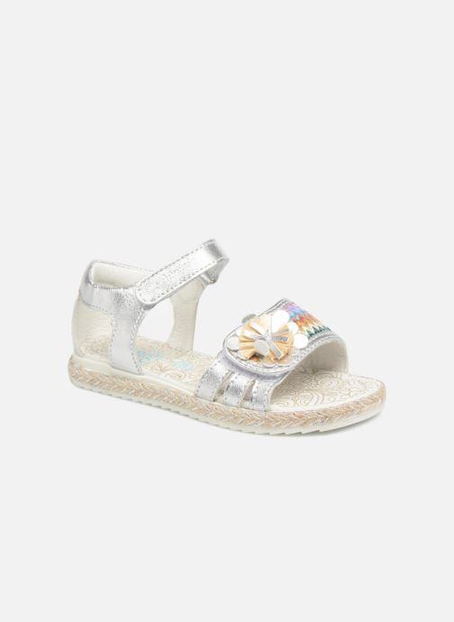 Sandales et nu-pieds Primigi Adetola Argent vue détail/paire