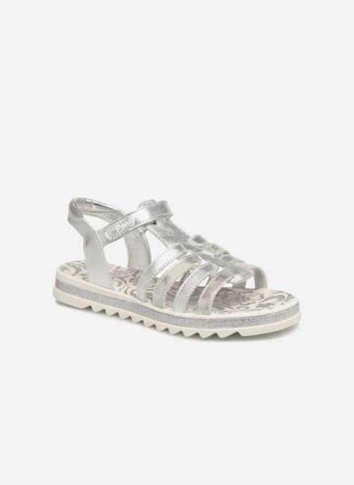 Sandales et nu-pieds Primigi Elda Marron vue détail/paire