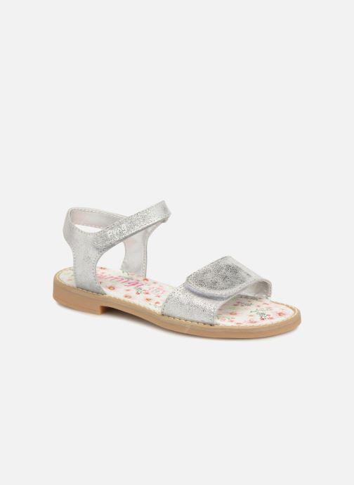 Sandales et nu-pieds Primigi Raila Argent vue détail/paire