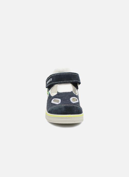 Bottines d'été Primigi Alfeo Bleu vue portées chaussures