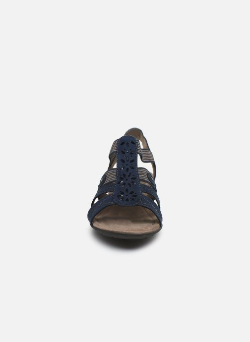 Sandalen Jana shoes Hermosa Blauw model
