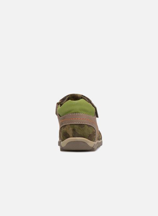 Sandales et nu-pieds Primigi Marlo Marron vue droite