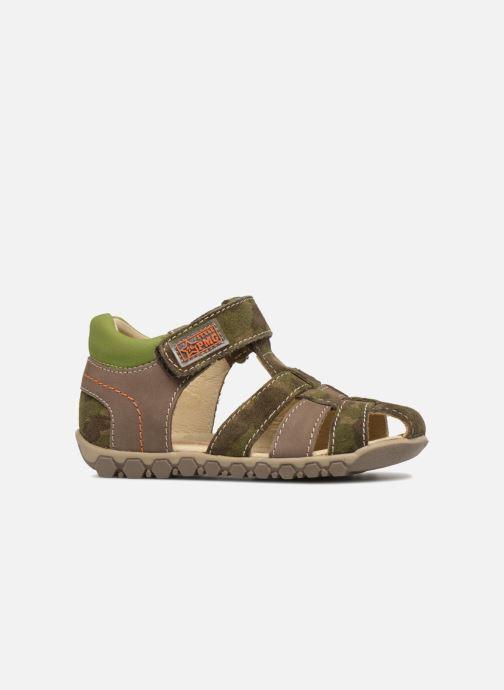 Sandales et nu-pieds Primigi Marlo Marron vue derrière