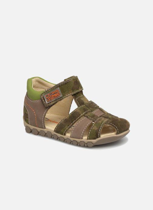 Sandales et nu-pieds Primigi Marlo Marron vue détail/paire