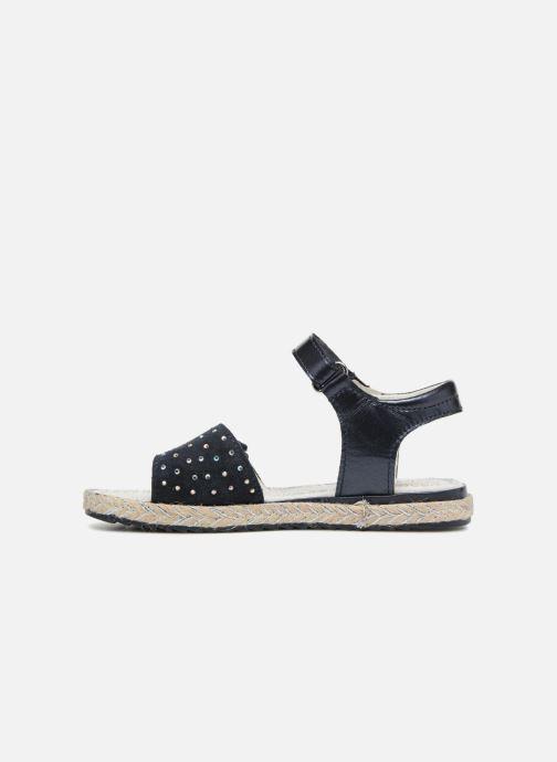 Sandales et nu-pieds Primigi Klara Bleu vue face