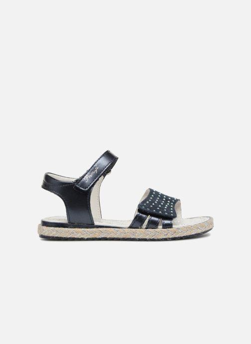 Sandales et nu-pieds Primigi Klara Bleu vue derrière