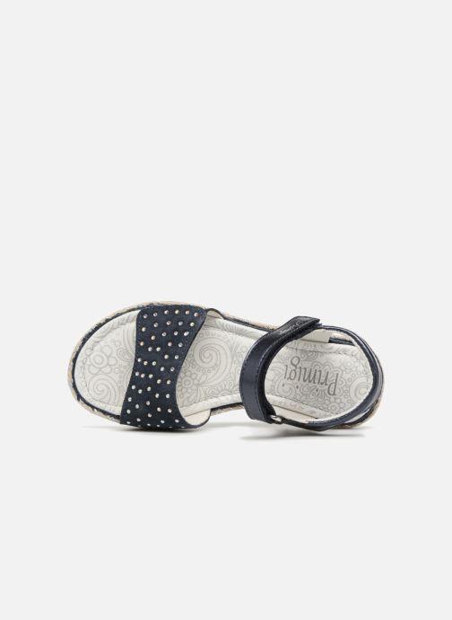 Sandales et nu-pieds Primigi Klara Bleu vue gauche